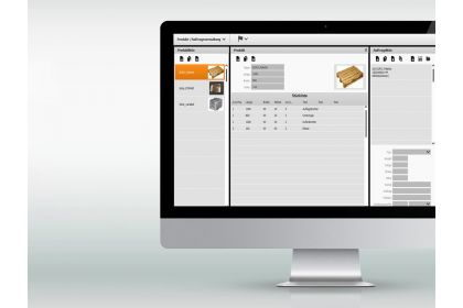 OptiPal programska oprema za optimirne čelilnike