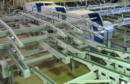 Weinig dobavil najhitrejšo linijo za krojenje lesa v Južni Ameriki