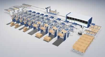 Nova proizvodnja plošč iz lepljenega lesa v Severni Evropi