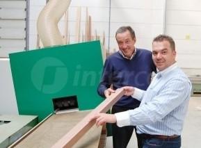 Skobeljni stroj Cube: podjetje Ysewijn pojasnjuje zakaj so se odločili za nakup
