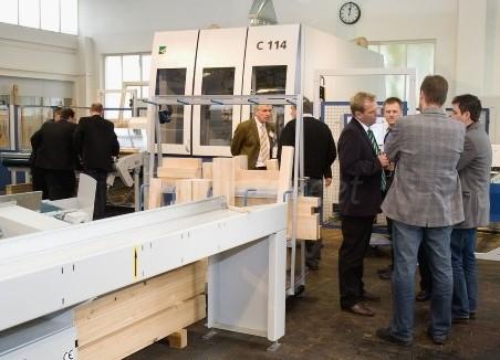 Weinig okenski center Conturex: vgrajena varnost v prihodnosti