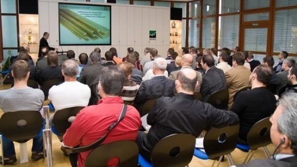 Srečanje okenske branže 5. in 6.11.2009 pri Weinigu: visoka dinamika v proizvodnji oken