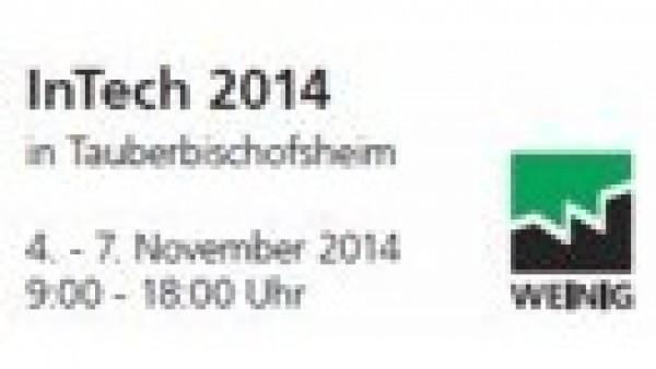 Hišni sejem Weinig InTech 2014