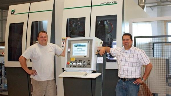CNC center Weinig Conturex znatno optimiziral proizvodnjo oken