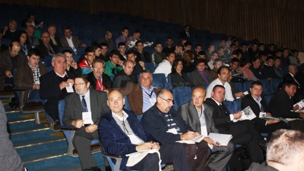 Weinig glavni partner na 3. Kongresu žagarjev jugovzhodne Evrope