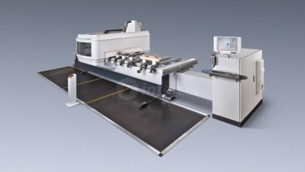 Nov Weinigov CNC stroj tudi za ploskovno obdelavo