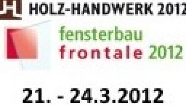 Sejma Holz Handwerk in Fensterbau Frontale, Nürnberg, Nemčija