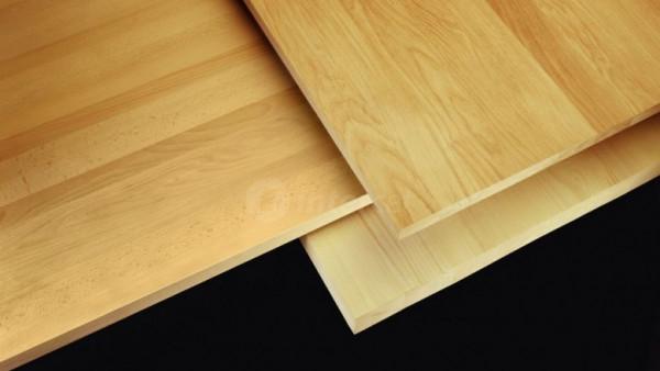 Perfektna kvaliteta masivnih plošč zahvaljujoč Weinigovi liniji