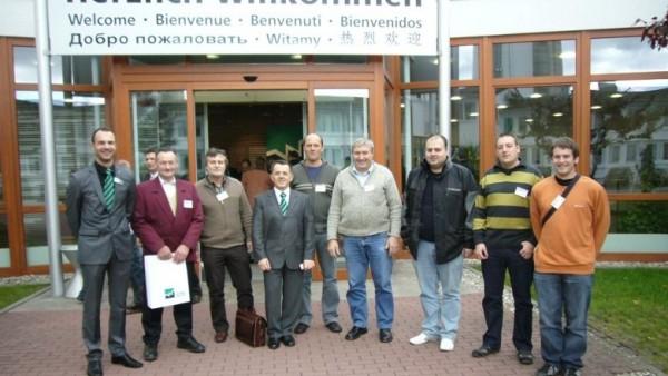 Slovenski in hrvaški proizvajalci lesenih oken pri Weinigu