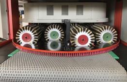 Stroji za ščetkanje in strukturiranje