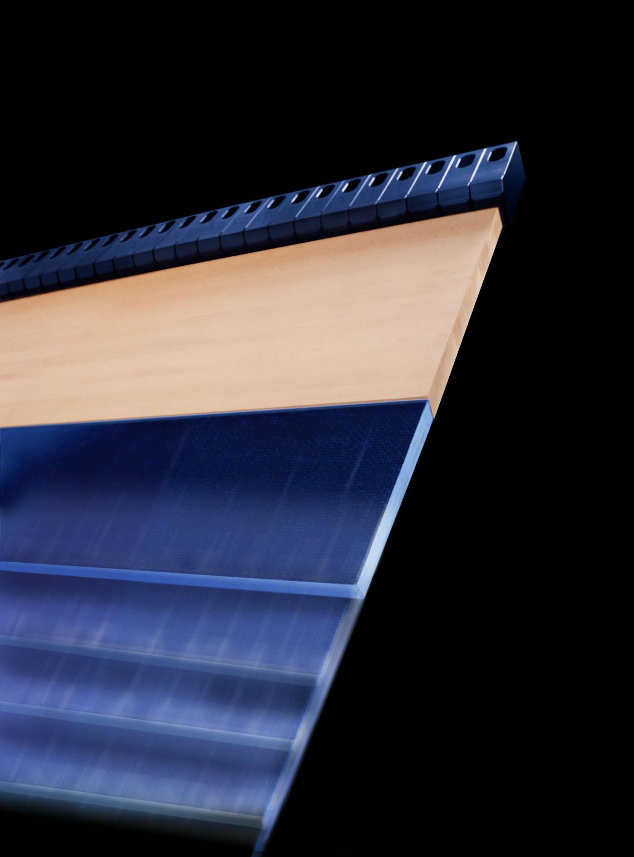 Stiskalnice za širinsko lepljenje Weinig: maksimalni izkoristek lesa, hitro utrjevanje lepila in fleksibilna proizvodnja