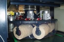 Stroji za poliranje laka in visoki sijaj