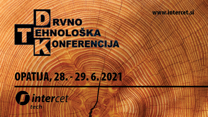 Intercet na Lesno-tehnološki konferenci v Opatiji predstavlja digitalizacijo proizvodnje