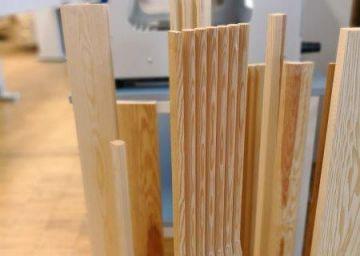Štiristranski skobeljni stroji Weinig - za izdelavo nešteto različnih profilov
