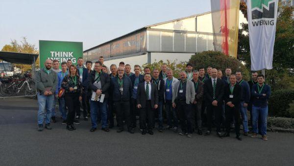 Weinig InTech hišni sejem navdušil udeležence iz naše regije