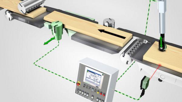 Weinig mobilno vreteno tudi pri vstopnih modelih skobeljnih strojev