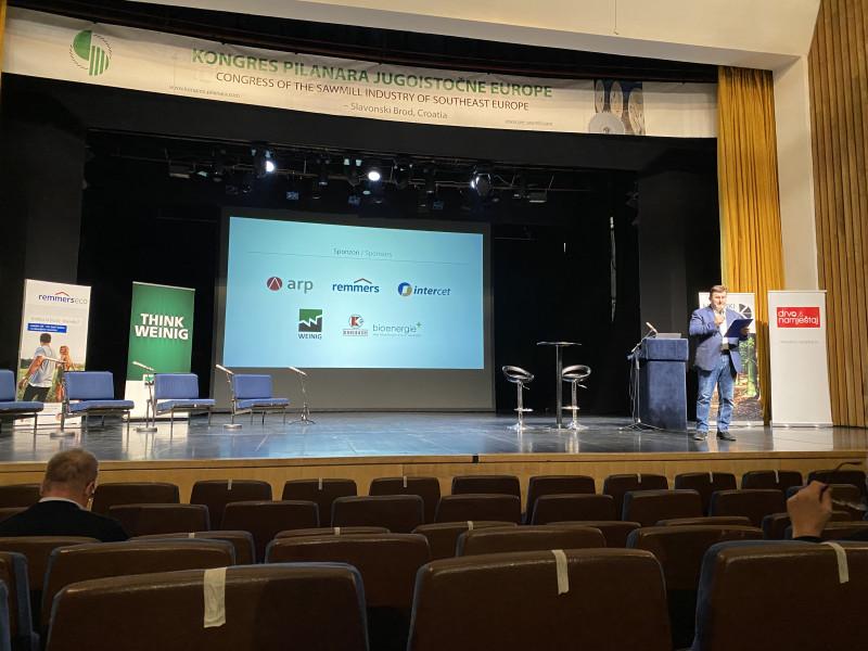 11. Kongres žagarskih obratov JV Evrope uspešno izveden