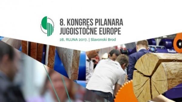 Že 8. kongres žagarjev v Slavonskem Brodu