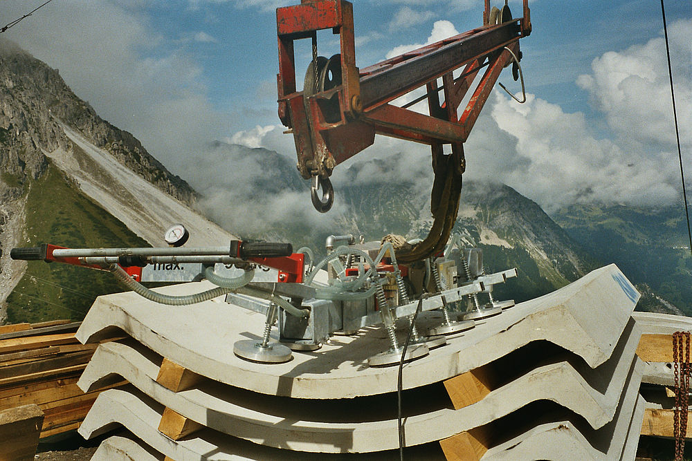 Betonski elementi v tunelski gradnji