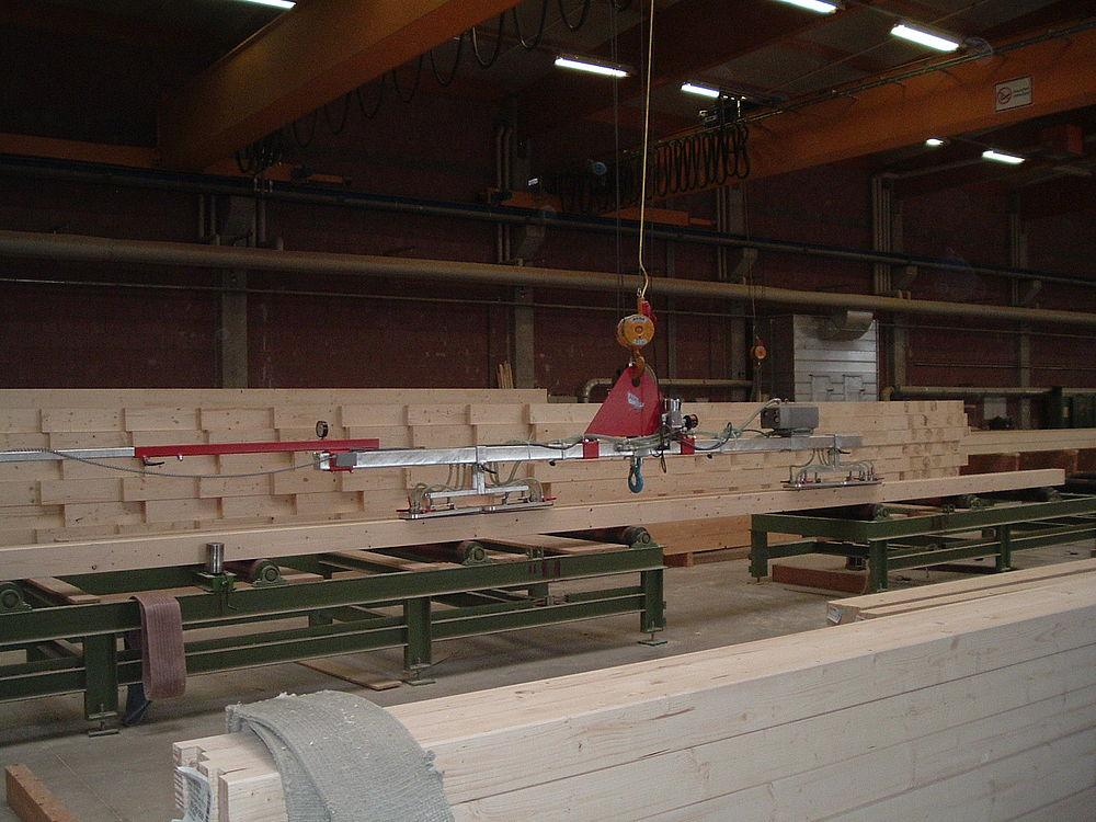 Žaganje in predelava lesa