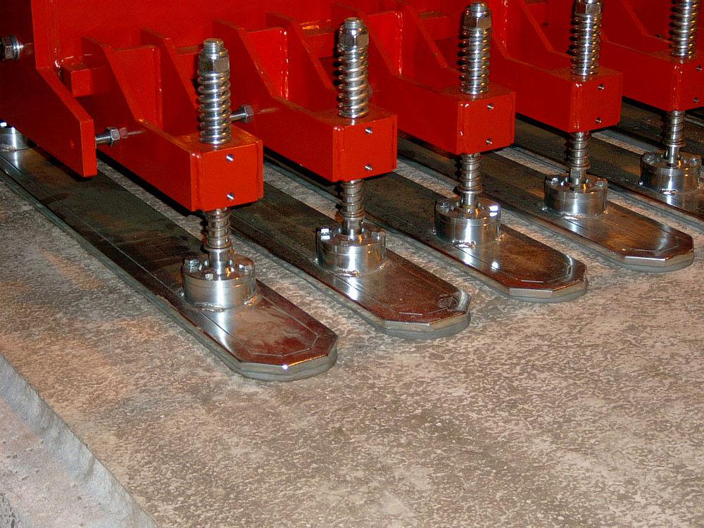 Manipulacija betonskih elementov