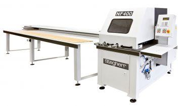 Stroj za izdelavo utorov Stegherr NF