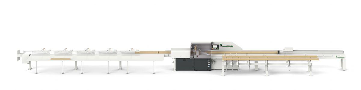 Avtomatski optimirni čelilnik Weinig OptiCut S50+