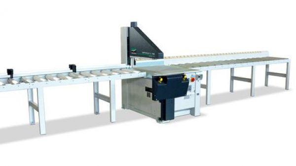 Zmagovalni tandem strojev za krojenje lesa v proizvodnji luksuznega pohištva