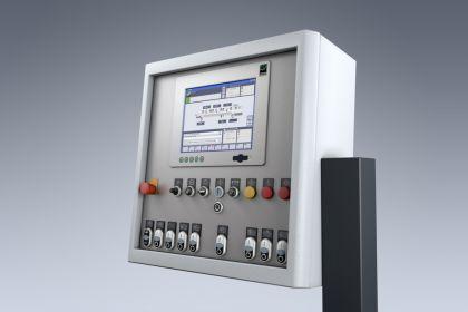 Powercom Plus sistem za krmiljenje skobeljnih strojev