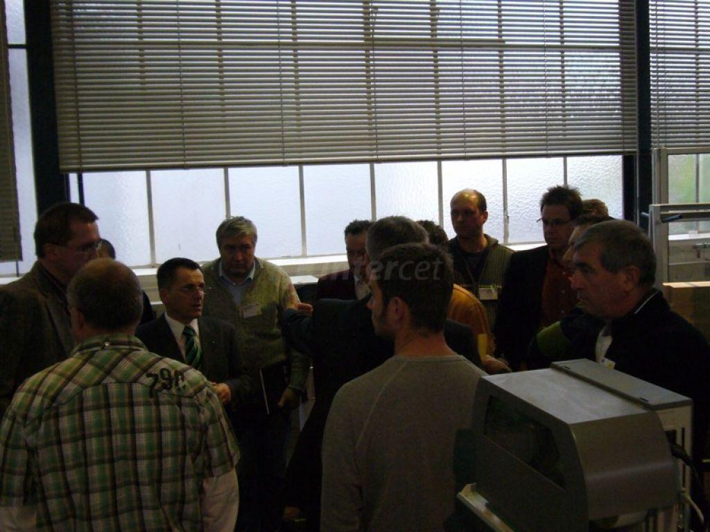 Josef Kolb je zadovoljen s svojo odločitvijo za Weinig CNC center Conturex