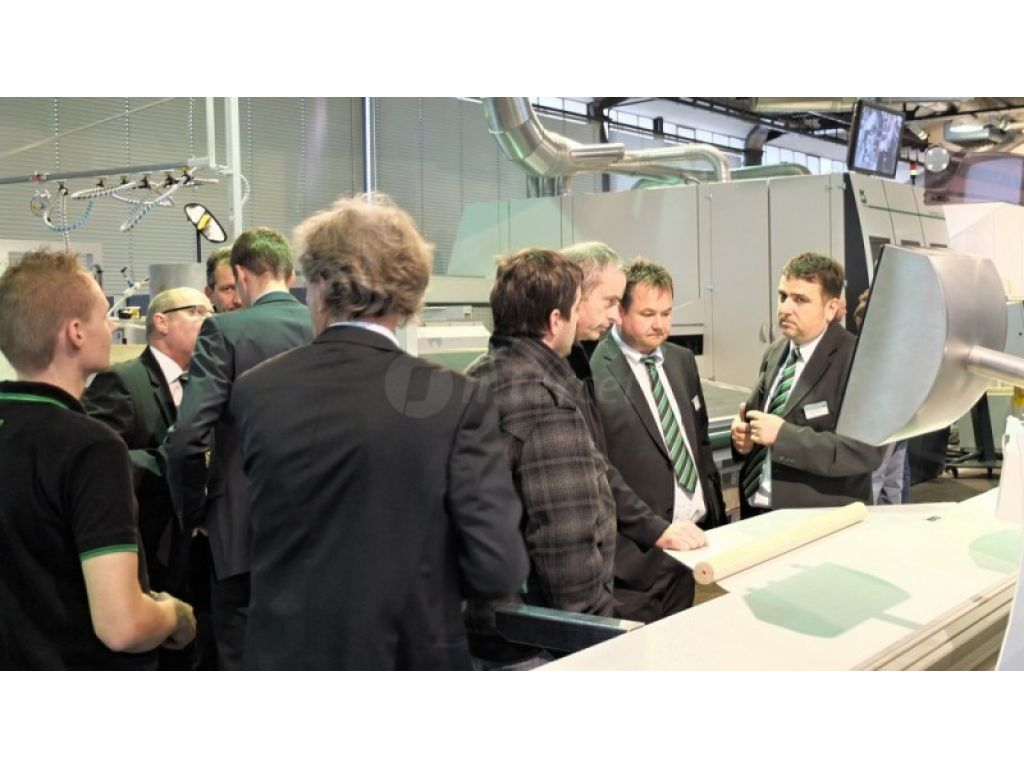 Hišni sejem Weinig InTech 2012