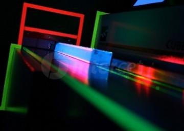 Skobeljni stroj z MVP lasersko projekcijo: že vnaprej poznate končen rezultat skobljanja.