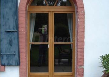 Ročna izdelava okroglih oken