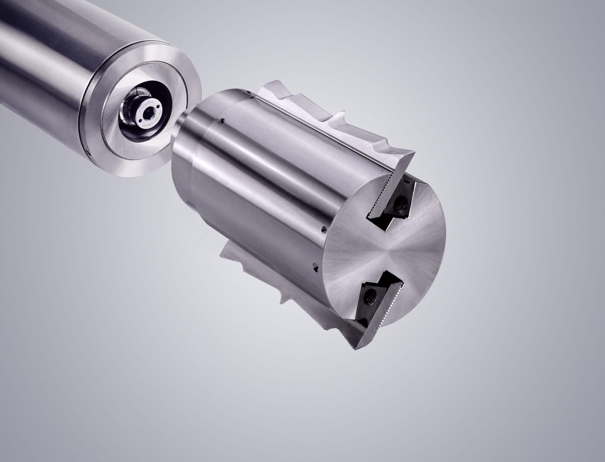 Hitrovpenjalni PowerLock sistem vpenjanja skobeljnih glav